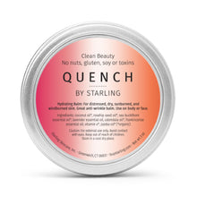 Load image into Gallery viewer, Quench Hydrating Balm 2 OZ - starlingskincare