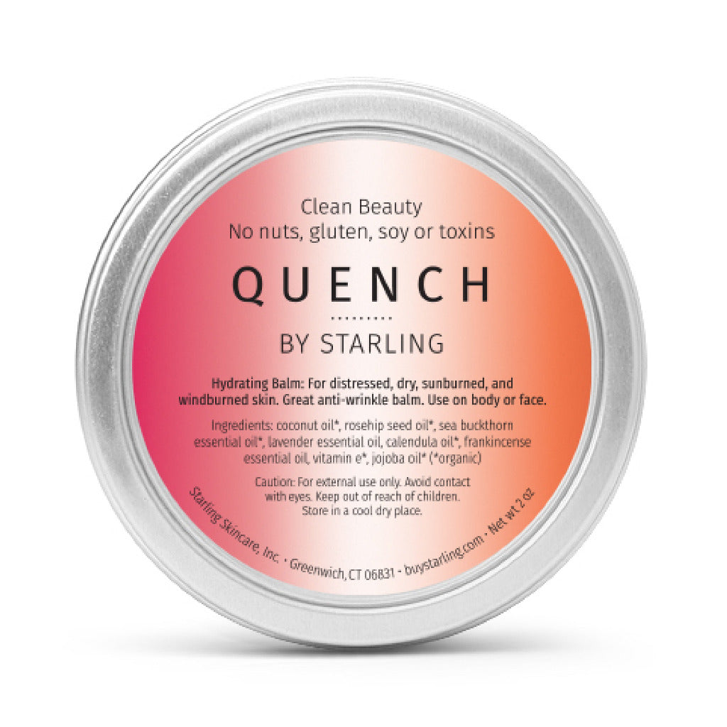 Quench Hydrating Balm 2 OZ - starlingskincare