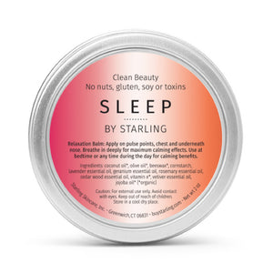 Sleep Balm | Calming + Relaxing - starlingskincare