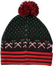 Load image into Gallery viewer, LIGHT UP SKULL BEANIE (3PCS)