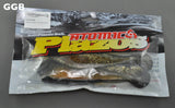 "ATOMIC PLAZOS 6"" SHAD"