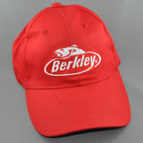 BERKLEY RED COTTON CAP