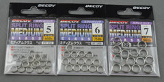 DECOY SPLIT RINGS MEDIUM