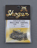 SHOGUN ROLLING SWIVEL