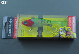 FISH CANDY JACK HAMMER PADDLE VIBE 120MM 38G