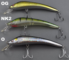 SEBILE KOOLIE MINNOW ML 136 FL
