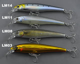 RIVER 2 SEA LIVE MINNOW 120