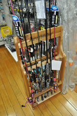 JARVIS WALKER TIMBER ROD RACK