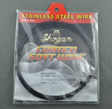 SHOGUN STAINLESS COATED SOFT WIRE LEADER