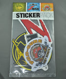 TT TEAM STICKER PACK