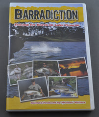 BARRADICTION DVD