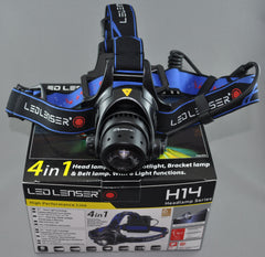 LED LENSER H14 HEAD LAMP