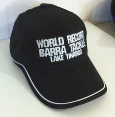 WORLD RECORD BARRA TACKLE HAT
