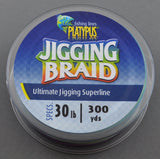 PLATYPUS JIGGING BRAID