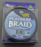 PLATYPUS PLATINUM BRAID