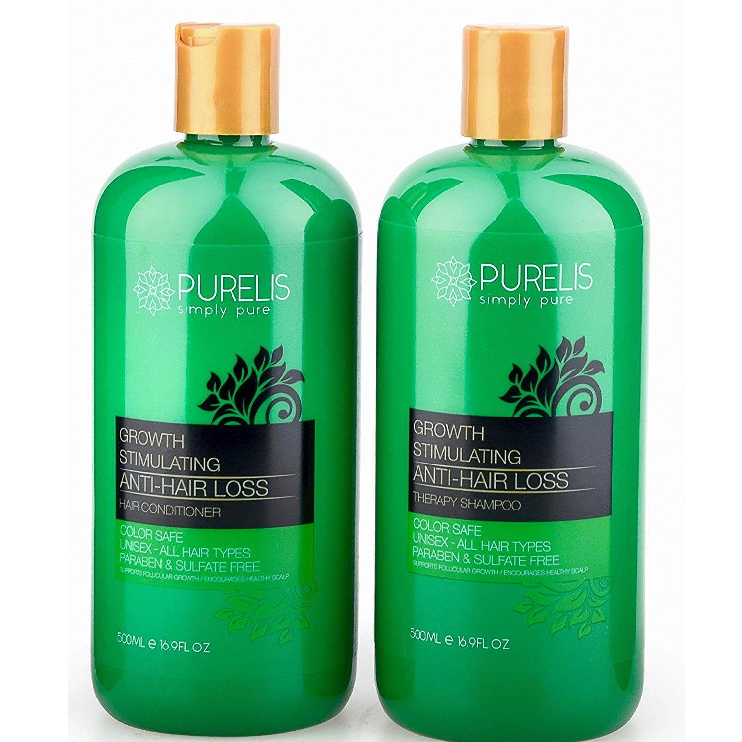 sulfate free shampoo for hair loss