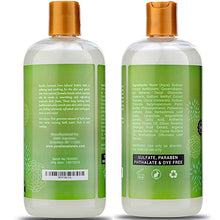 Load image into Gallery viewer, Purelis bubble bath Lime, Hypoallergenic Kids Calming Lime Bubble Bath to Soothe & Relax. Sulfate Free - 26.5 oz Bubble Bath for Sensitive Skin! - ardenorganics.com
