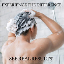 Load image into Gallery viewer, Joanne Arden Argan Oil Shampoo & Conditioner Set, Formula with Keratin & Dead Sea Minerals. Volumizing & Moisturizing for All Hair Types 26.5 oz each - ardenorganics.com