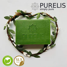 Load image into Gallery viewer, Purelis Naturals Aromatherapy Soap Bars, Artisan Crafted with Natural Essential Oils, 6-Pack Gift Set. Handmade, Antibacterial Face and Body Soap for Men and Women, Organic Soap Bars - ardenorganics.com