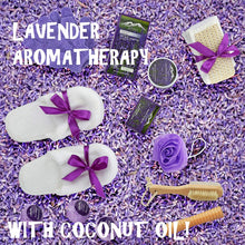 Load image into Gallery viewer, Premium Deluxe Bath & Body Gift Basket. Ultimate Large Spa Basket! #1 Spa Gift Basket for Women (Lavender & Coconut Oils) … - ardenorganics.com