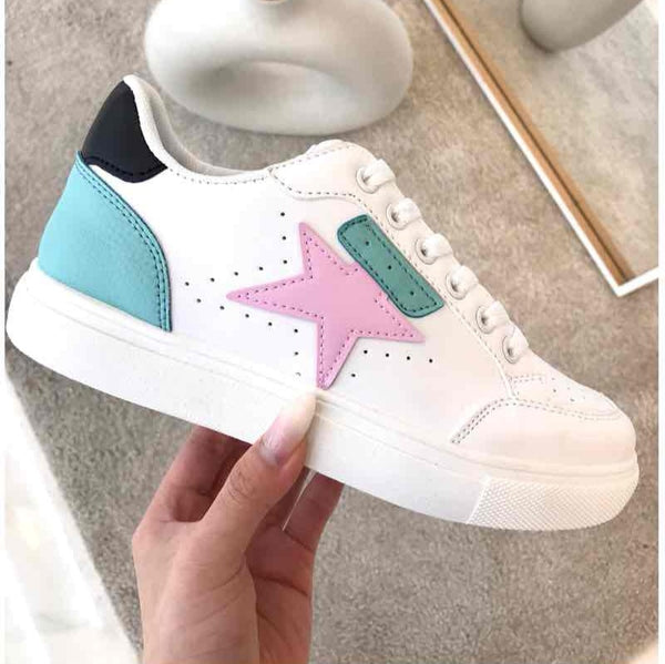 Robbie Trainers (Mint)
