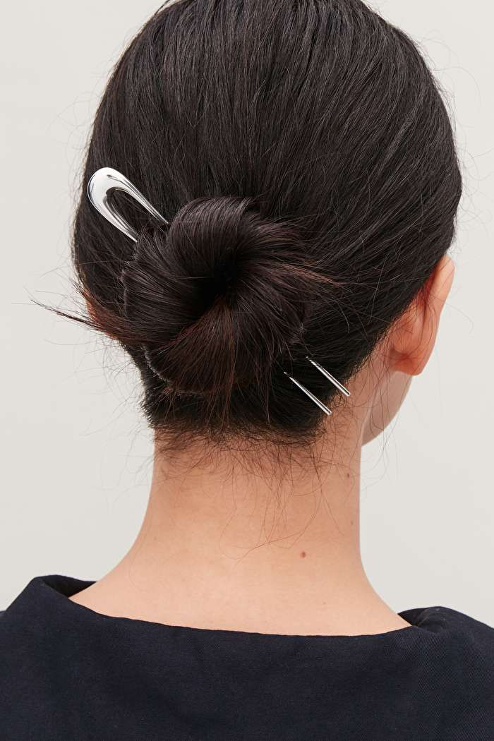 Mila Hair Pin (Gold)