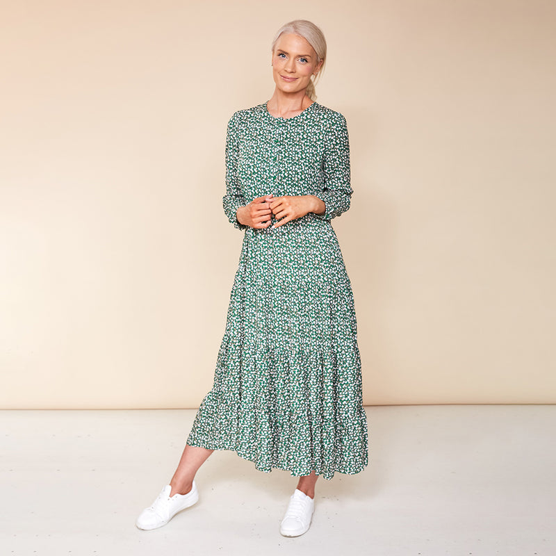 Tessa Dress (Green)