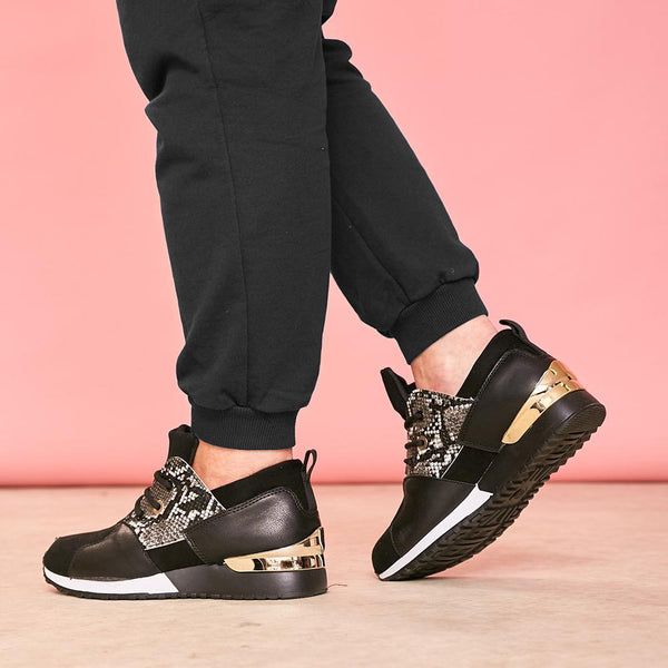Sam Trainers (Black)