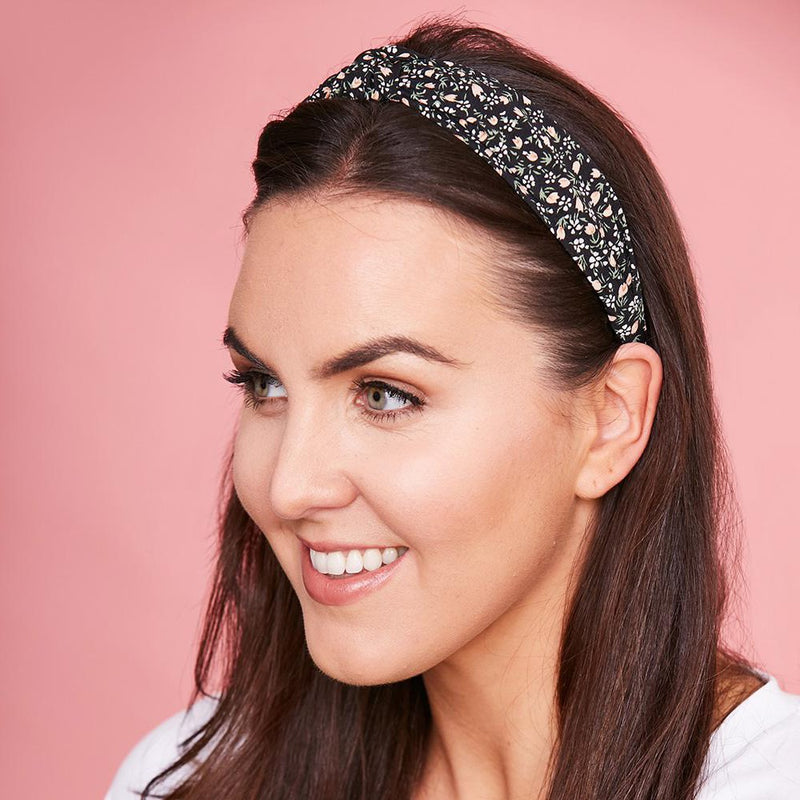 3pcs Ditsy Floral Hairbands