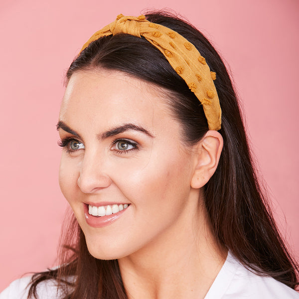 4pcs Poplin Hairband