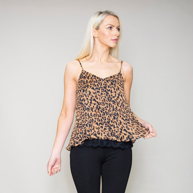 Lisa Top (Leopard)