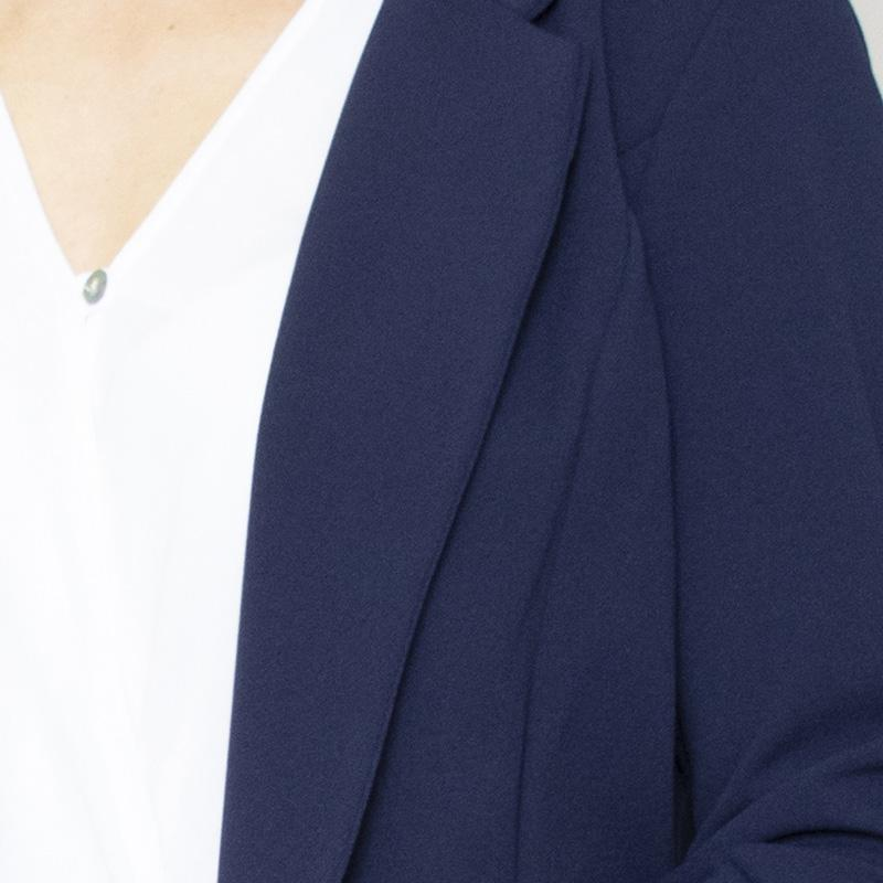 Rosalyn Stretch Blazer (Royal Navy)