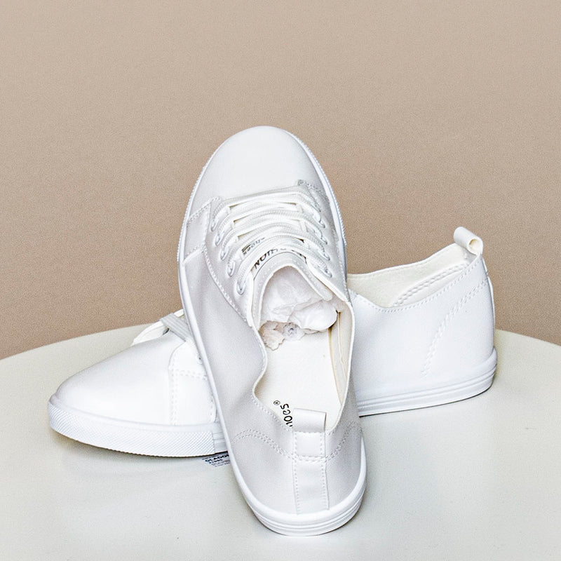 Sally Minimal Trainer (White)