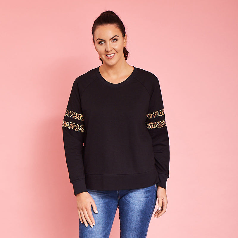 Aria Jumper (Black)
