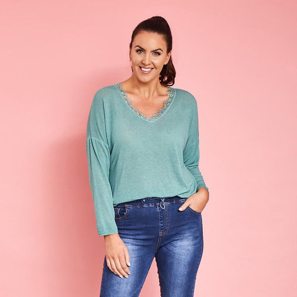 Carrie Top (Mint)
