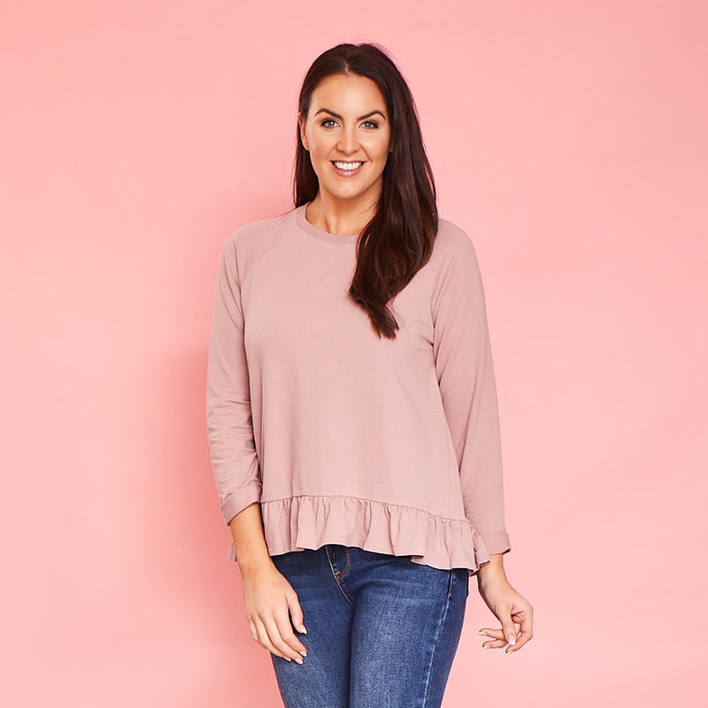 Lily Jumper (Baby Pink)