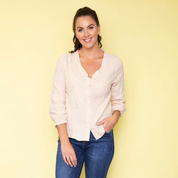 Tilly Top (Cream)