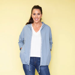 Bailey Hoody (Baby Blue)