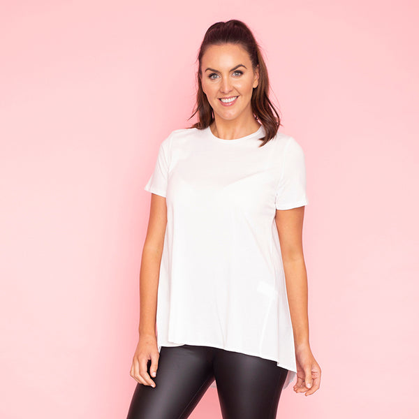 Pia Top (White)