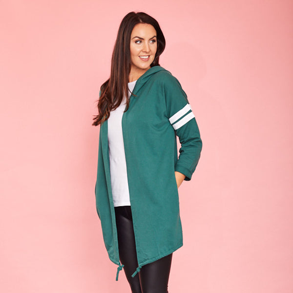 Chloe Hoody (Forest Green)