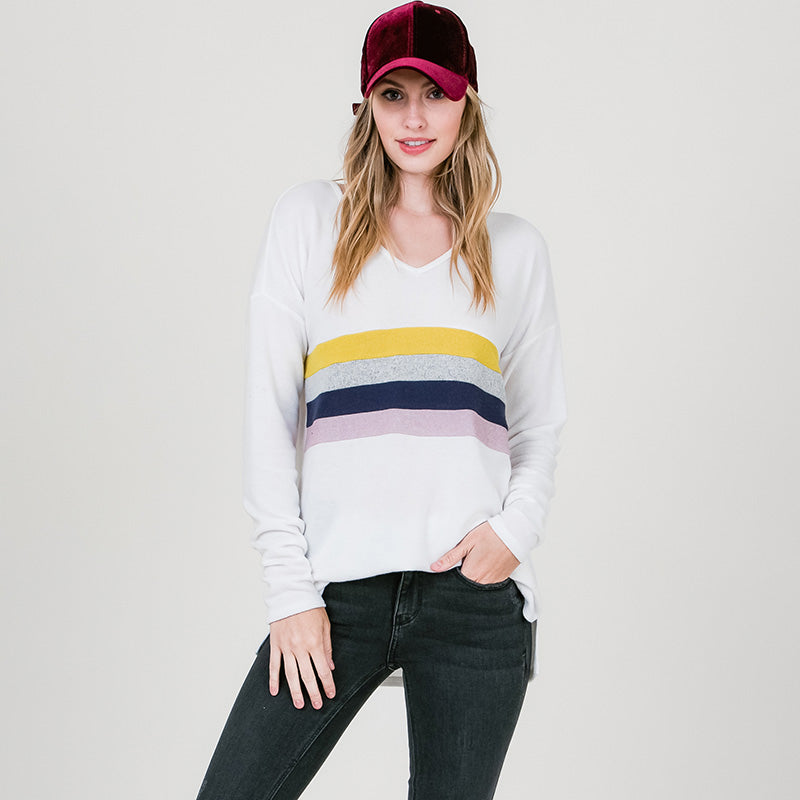 Dreamy Stripe Top