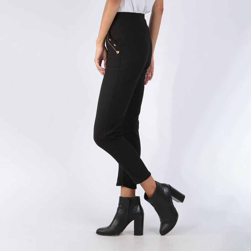 McKenzie Trousers (Black)