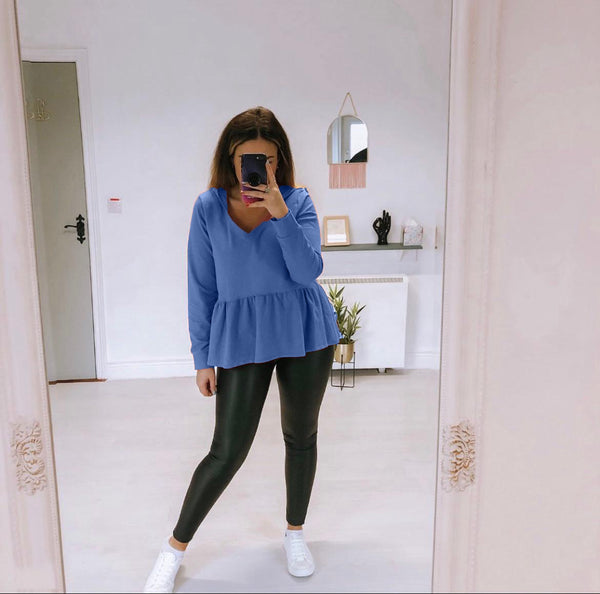 Kylie Hoody (Blueberry)