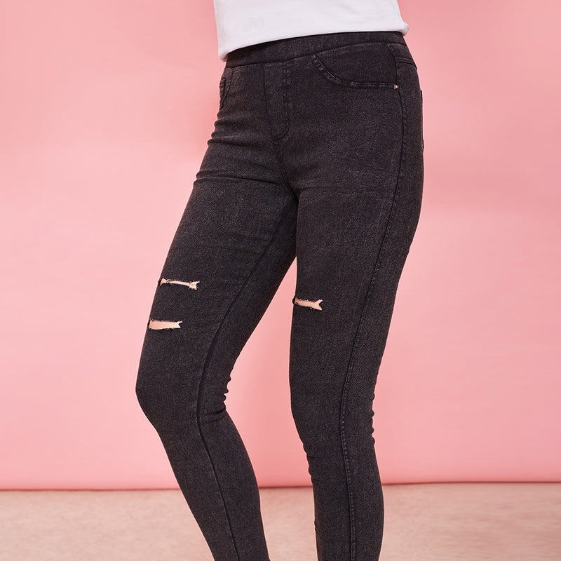 Nyla Trousers (Black)