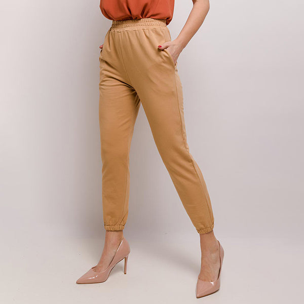 Harper Jogger (Butterscotch)