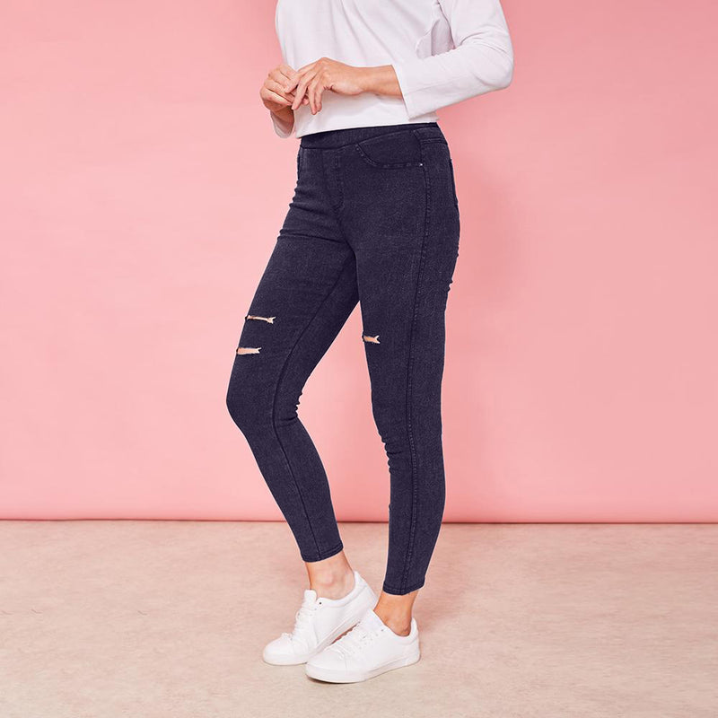 Nyla Trousers (Navy)