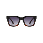A.Kjaerbede Sunglasses Nancy Black Demi Tortoise