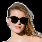 A.Kjaerbede Sunglasses Butterfly black