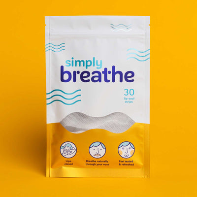 Simply Breathe Lip Seal Strips