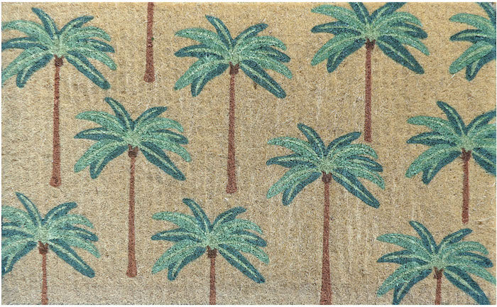 Colonial Palms Doormat